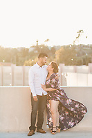 Alyssa Phung and George Rodriguiz at Alyssa and George Engagement Session on March 3, 2018 (Photo by Frances Tang/Guest of a Guest)