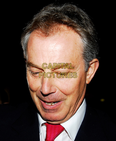 TONY BLAIR.The Daily Mirror's Pride Of Britain Awards, London Television Studios, London, UK..November 6th, 2006.Ref: IA.Prime Minister headshot portrait .www.capitalpictures.com.sales@capitalpictures.com.©Ian Allis/Capital Pictures