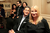 """BEVERLY HILLS - OCT 19: Anna Wilding, James Sved at the """"Intimate Illusions"""" headliner Ivan Amodei's 400th show celebration at the Beverly Wilshire Hotel on October 19, 2013 in Beverly Hills, California"""
