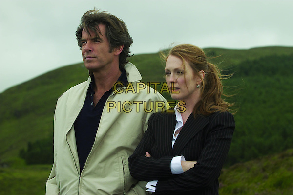 Laws of Attraction (2004) <br /> Pierce Brosnan, Julianne Moore<br /> *Filmstill - Editorial Use Only*<br /> CAP/KFS<br /> Image supplied by Capital Pictures