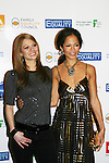 Tamara Braun & Sherri Saum participate in Defying Inequality: The Broadway Concert - A Celebrity Benefit for Equal Rights  on February 23, 2009 at the Gershwin Theatre, New York, NY. (Photo by Sue Coflin)