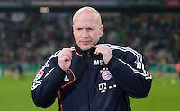 FUSSBALL  DFB-POKAL  VIERTELFINALE  SAISON 2012/2013    FC Bayern Muenchen - Borussia Dortmund          27.02.2013 Matthias Sammer (FC Bayern Muenchen)