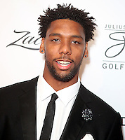 PHILADELPHIA, PA - SEPTEMBER 11 : Jahlil Okafor pictured at the Julius Erving Black Tie Ball red carpet at Sofitel Hotel in Philadelphia, Pa on September 11, 2016  photo credit  Star Shooter/MediaPunch