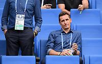 FUSSBALL FIFA Confed Cup 2017 Vorrunde in Sotchi 19.06.2017  Australien - Deutschland  Trainer Assistent Miroslav Klose (Deutschland)