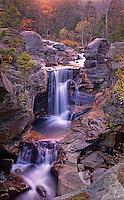 Waterfall at Dusk