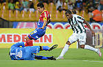 Atlético Nacional goleó 5-0 a Deportivo Pasto en duelo adelantado dela fecha 5 del Clausura 2015, disputado en el estadio Atanasio Girardot de Medellín.