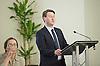 UKIP<br /> final UKIP Leadership hustings debate , Westminster, London, Great Britain <br /> 25th August 2016 <br /> <br /> <br /> Phillip Broughton<br /> <br /> <br /> <br /> <br /> <br /> <br /> <br /> Photograph by Elliott Franks <br /> Image licensed to Elliott Franks Photography Services