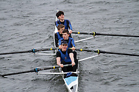 Crew: 311  Dulwich Coll  Event: J16 Fours<br /> <br /> Schools' Head of the River 2017<br /> <br /> To purchase this photo, or to see pricing information for Prints and Downloads, click the blue 'Add to Cart' button at the top-right of the page.