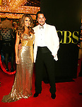 All My Children's Chrishell Stause and Ricky Paull Goldin at the 2010 Daytime Emmys Red Carpet held in Las Vegas, Nevada in 2010. (Photo by Sue Coflin/Max Photos)