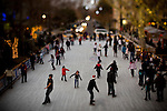 The midtown ice rink December 19, 2009.