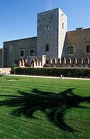 Europe/France/Languedoc-Roussillon/66/Pyrénées-Orientales/Perpignan: Le palais des rois de Majorque