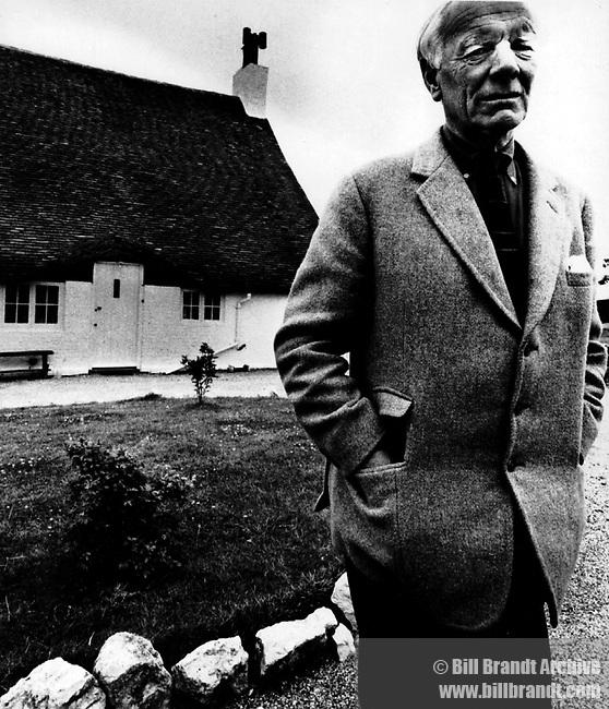 Malcolm Muggeridge, 1966