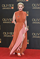 Anne-Marie Duff<br /> The Olivier Awards 2018 , arrivals at The Royal Albert Hall, London, UK -on April 08, 2018.<br /> CAP/PL<br /> &copy;Phil Loftus/Capital Pictures