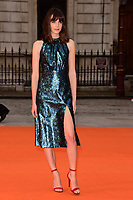 www.acepixs.com<br /> <br /> June 7 2017, London<br /> <br /> Stacy Martin arriving at the Royal Academy Of Arts Summer Exhibition preview party at the Royal Academy of Arts on June 7, 2017 in London, England.<br /> <br /> By Line: Famous/ACE Pictures<br /> <br /> <br /> ACE Pictures Inc<br /> Tel: 6467670430<br /> Email: info@acepixs.com<br /> www.acepixs.com