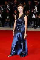 VENICE, ITALY - SEPTEMBER 03: Violante Placido attends 'Premio Kineo' Red Carpet during 74nd Venice Film Festival at Palazzo Del Cinema on September 3, 2017 in Venice, Italy. (Mark Cape/insidefoto)