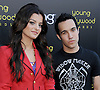 "Pete Wentz and Bebe Rex.arrives at the 2011 Young Hollywood Awards at Club Nokia on May 20, 2011 in Los Angeles, California..Mandatory Photo Credit: ©Crosby/Newspix International..**ALL FEES PAYABLE TO: ""NEWSPIX INTERNATIONAL""**..PHOTO CREDIT MANDATORY!!: NEWSPIX INTERNATIONAL(Failure to credit will incur a surcharge of 100% of reproduction fees)..IMMEDIATE CONFIRMATION OF USAGE REQUIRED:.Newspix International, 31 Chinnery Hill, Bishop's Stortford, ENGLAND CM23 3PS.Tel:+441279 324672  ; Fax: +441279656877.Mobile:  0777568 1153.e-mail: info@newspixinternational.co.uk"