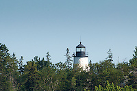 Castine Lighthouse, Castine, Maine, US