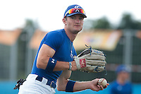 26 july 2010: Joris Bert of France is seen prior to France 10-2 victory over Ukraine, in day 4 of the 2010 European Championship Seniors, in Neuenburg, Germany.