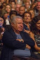 CURITIBA, PR, 30.03.2014 -  SHOW ROBERTO CARLOS /ANIVERSÁRIO DE CURITIBA -  O arquiteto e urbanista Jaime Lerne, durante o show do Roberto Carlos que marca a reabertura da Pedreira Paulo Leminski e o aniversário de 321 anos de Curitiba, na noite de sábado (29). (Foto: Paulo Lisboa / Brazil Photo Press)