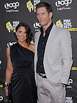 Ryan McPartlin & wife at the 2010 NewNowNext Awards held at The Edison in Los Angeles, California on June 08,2010                                                                               © 2010 Debbie VanStory / Hollywood Press Agency