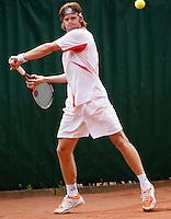 18-8-07, Amsterdam, Tennis, Nationale Tennis Kampioenschappen 2007, Nick van der Meer