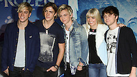 "HOLLYWOOD, CA - NOVEMBER 19: R5, Ross Lynch at the World Premiere Of Walt Disney Animation Studios' ""Frozen"" held at the El Capitan Theatre on November 19, 2013 in Hollywood, California. (Photo by David Acosta/Celebrity Monitor)"