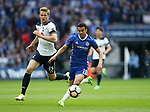 Chelsea's Pedro in action during the FA Cup Semi Final match at Wembley Stadium, London. Picture date: April 22nd, 2017. Pic credit should read: David Klein/Sportimage