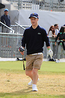 Brendan Lawlor (International) on the 1st tee during the ISPS HANDA Disabled Golf Cup at the Presidents Cup 2019, Royal Melbourne Golf Club, Melbourne, Victoria, Australia. 13/12/2019.<br /> Picture Thos Caffrey / Golffile.ie<br /> <br /> All photo usage must carry mandatory copyright credit (© Golffile   Thos Caffrey)