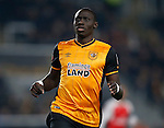 Mohamed Diame of Hull City - English FA Cup - Hull City vs Arsenal - The KC Stadium - Hull - England - 8th March 2016 - Picture Simon Bellis/Sportimage