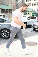 NEW YORK, NY- August 07: Shia LaBeouf seen in New York City on August 07, 2019. Credit: RW/MediaPunch<br /> CAP/MPI/RW<br /> ©RW/MPI/Capital Pictures