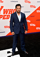 Sam Medina at the world premiere for &quot;The Spy Who Dumped Me&quot; at the Fox Village Theatre, Los Angeles, USA 25 July 2018<br /> Picture: Paul Smith/Featureflash/SilverHub 0208 004 5359 sales@silverhubmedia.com