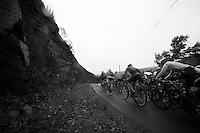 rough terrain<br /> <br /> 2013 Tour of Britain<br /> stage 1: Peebles - Drumlanrig Castle, 209km