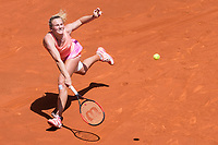 Madrid Open tennis in Madrid. Katherina Siniakova - Angelique Kerber