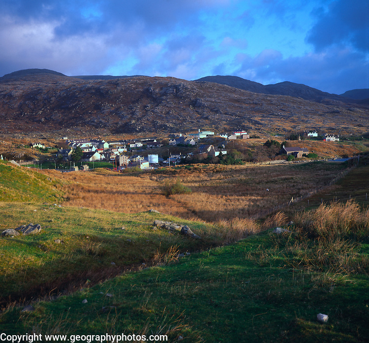 Tarbert, Isle of Harris, Western Isles, Outer Hebrides, Scotland