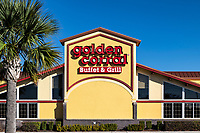 Golden Corral buffet & grill, Kissimmee, Florida, USA.