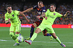 20.09.2015 Barcelona.Spanish la Liga BBVA day 4. Picture show Sandro in action during game between FC Barcelona against Levante at Camp Nou