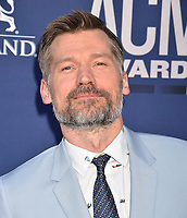 LAS VEGAS, CA - APRIL 07: Nikolaj Coster-Waldau attends the 54th Academy Of Country Music Awards at MGM Grand Hotel &amp; Casino on April 07, 2019 in Las Vegas, Nevada.<br /> CAP/ROT/TM<br /> &copy;TM/ROT/Capital Pictures