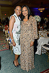 MIAMI, FL - MARCH 12: Garcelle Beauvais (R) attends the Haitian Lawyer Association 18th Annual Scholarship Gala while campaigning for Hillary Clinton at JW Marriott Miami on Saturday March 12, 2016 in Miami, Florida. ( Photo by Johnny Louis / jlnphotography.com )