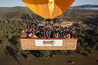20170706 July 06 Hot Air Balloon Gold Coast