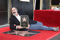 LOS ANGELES, CA - FEBRUARY 12: Mandy Patinkin at the ceremony celebrating Mandy Patinkin's Star on The Hollywood Walk Of Fame in Los Angeles, California on February 12, 2018. <br /> CAP/MPI/FS<br /> &copy;FS/MPI/Capital Pictures