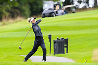 Storm Keating during the Graham Wylie Foundation- Have A Heart- golf day with Lee Westwood and Ronan Keating at Close House Golf Club, Heddon on the wall, England on 10 September 2018. Photo by Thomas Gadd.