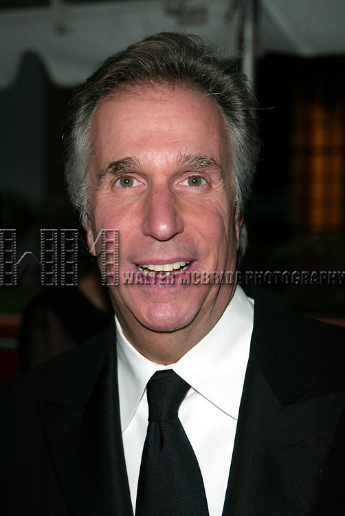 Henry Winkler attending the 30th Annual Daytime EMMY AWARDS at Radio City Music Hall, New York City.<br />May 16, 2003