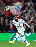 Danny Rose of Spurs during the UEFA Champions League group match between Tottenham Hotspur and Bayern Munich at Wembley Stadium, London, England on 1 October 2019. Photo by Andy Rowland.