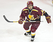 Alex Spezia - The Ferris State Bulldogs defeated the University of Denver Pioneers 3-2 in the Denver Cup consolation game on Saturday, December 31, 2005, at Magness Arena in Denver, Colorado.
