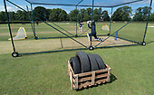 Cricket Scotland - Scotland training at Ayr CC ahead of this week's 4 day Intercontinental Cup match against Namibia - is this where re-tyred players come from - the match begins tomorrow (Tuesday) with an 11am start on each day - picture by Donald MacLeod - 05.06.2017 - 07702 319 738 - clanmacleod@btinternet.com - www.donald-macleod.com