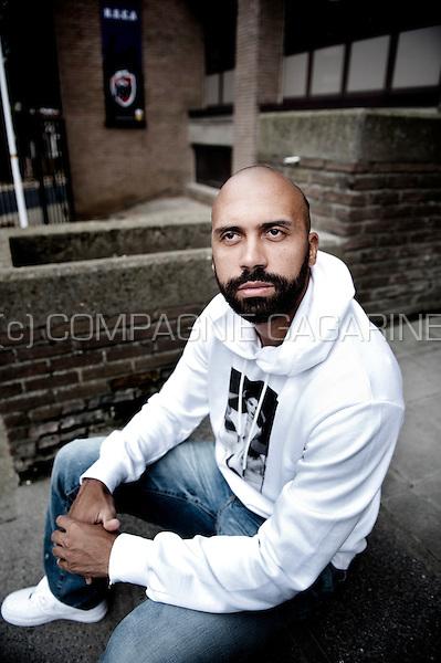 Belgian football player Anthony Vanden Borre (Belgium, 30/06/2013)