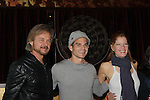 "Drama Brunch - The Young & The Restless stars Stephen Nichols & Greg Rikaart & Michelle Stafford came for the fans with a brunch and photos during the Soap Opera Festivals Weekend - ""All About The Drama"" on March 25, 2012 at Bally's Atlantic City, Atlantic City, New Jersey.  (Photo by Sue Coflin/Max Photos)"