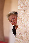 """Jonathan Lipnicke, 9, has a new movie out """"Stuart Little.""""  lipnick.p16facemgk.jpg 12/10/99 Photo by Michael Kitada/The Orange County Register"""