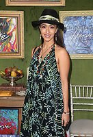 HOLLYWOOD, CA - OCTOBER 4: Oona Chaplin, at the HBO Films' &quot;My Dinner With Herve&quot; Premiere at Paramount Studios in Hollywood, California on October 4, 2018    <br /> CAP/MPI/FS<br /> &copy;FS/MPI/Capital Pictures