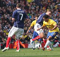 Brazil v Scotland 270311